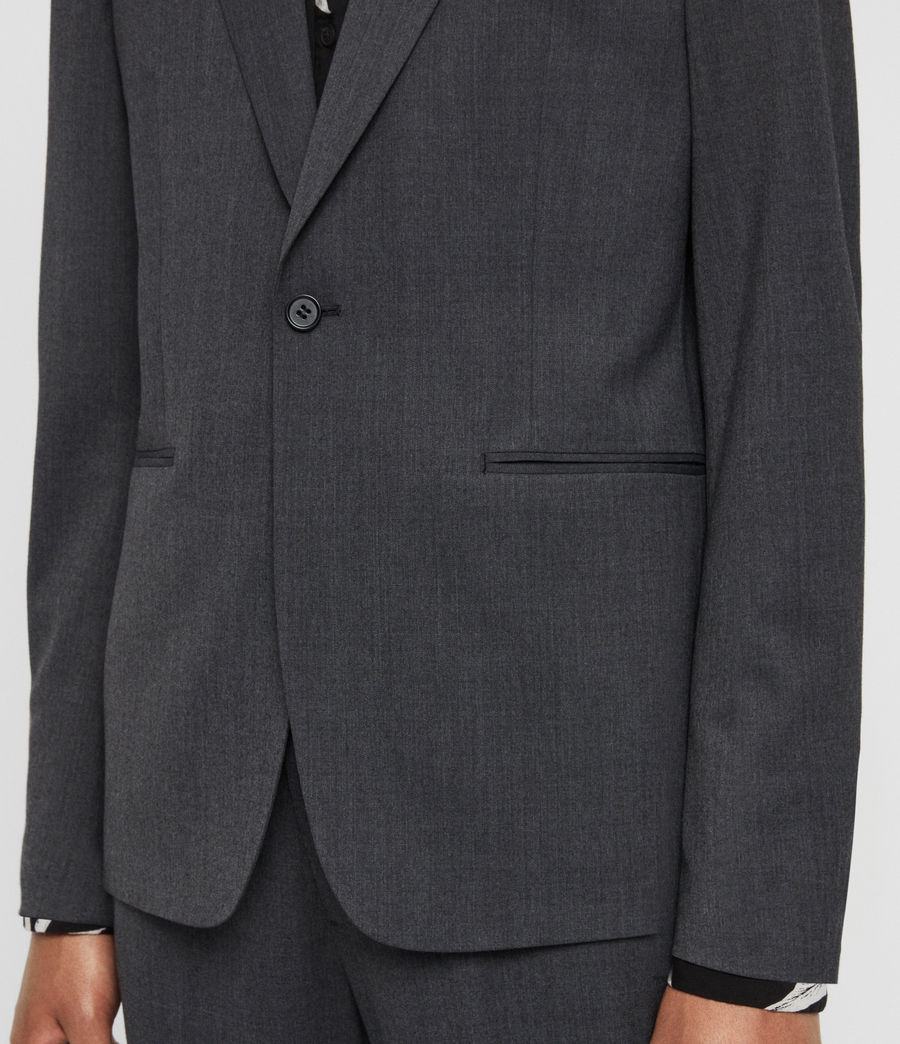 Men's Hendon Blazer (charcoal_grey) - Image 5