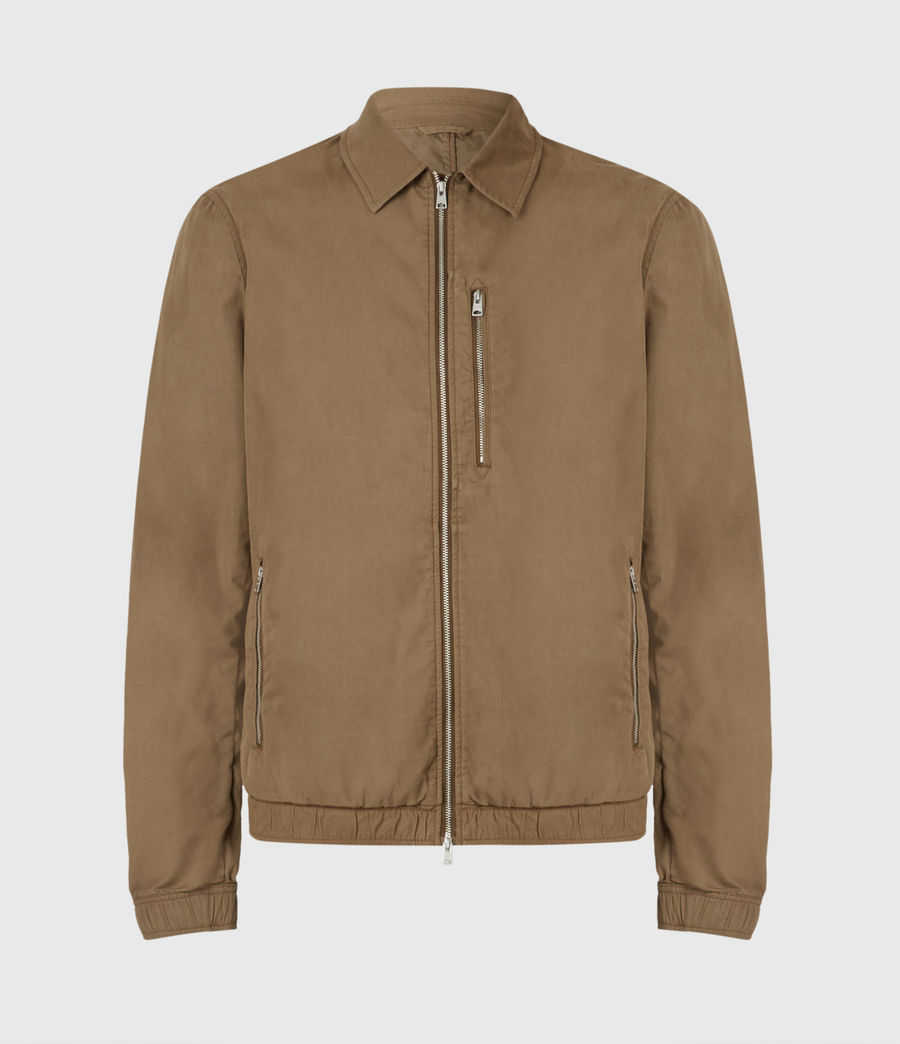 Men's Porter Jacket (khaki) - Image 2