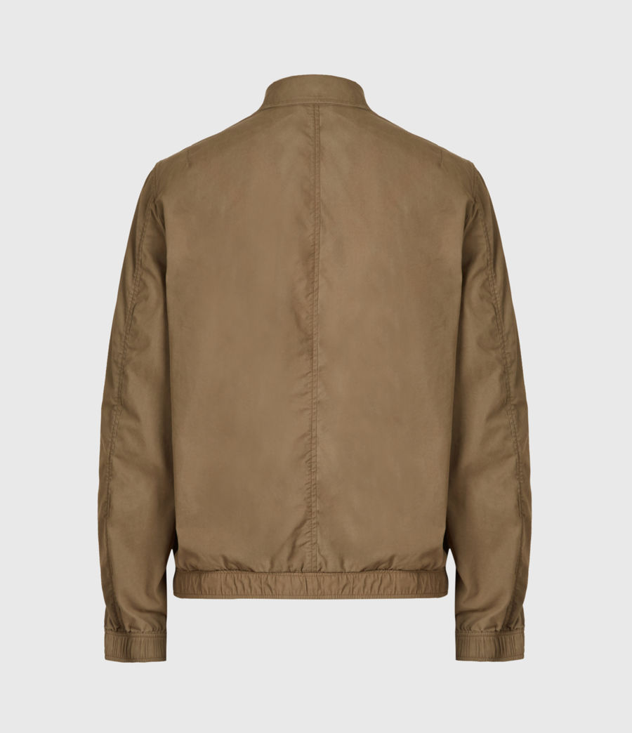 Men's Porter Jacket (khaki) - Image 3