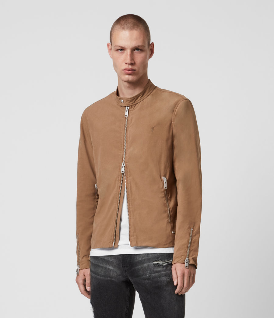 Men's Atik Jacket (sand) - Image 1