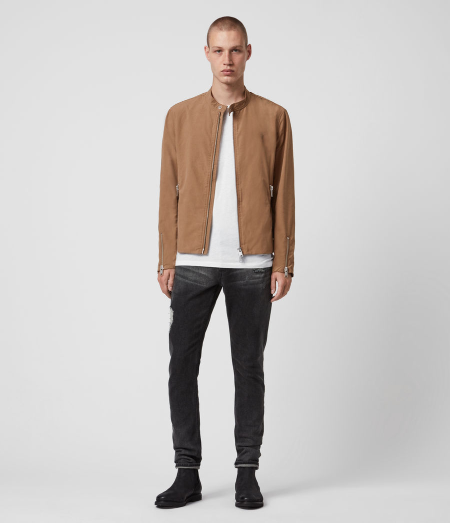Men's Atik Jacket (sand) - Image 4