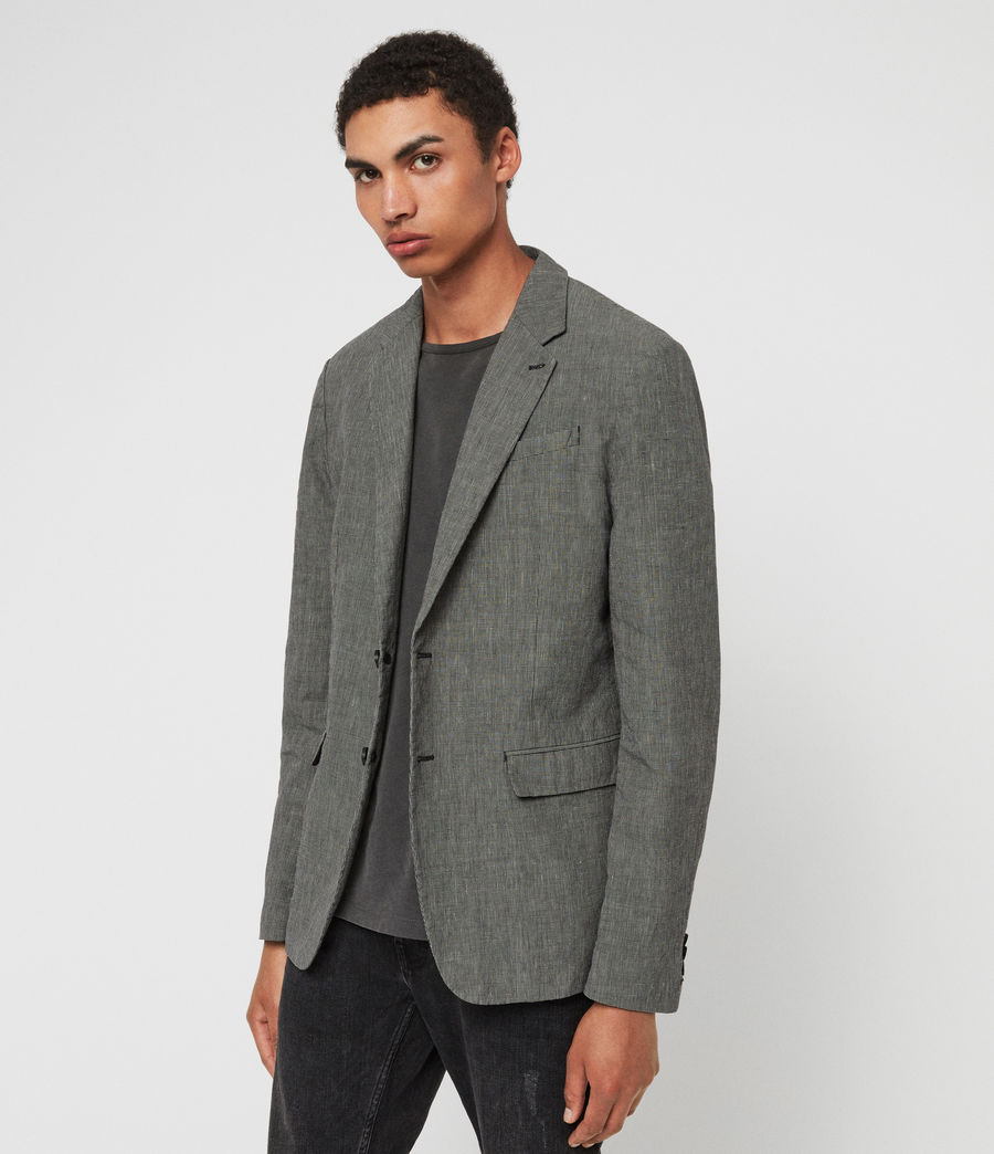 Men's Chiltern Blazer (grey) - Image 1