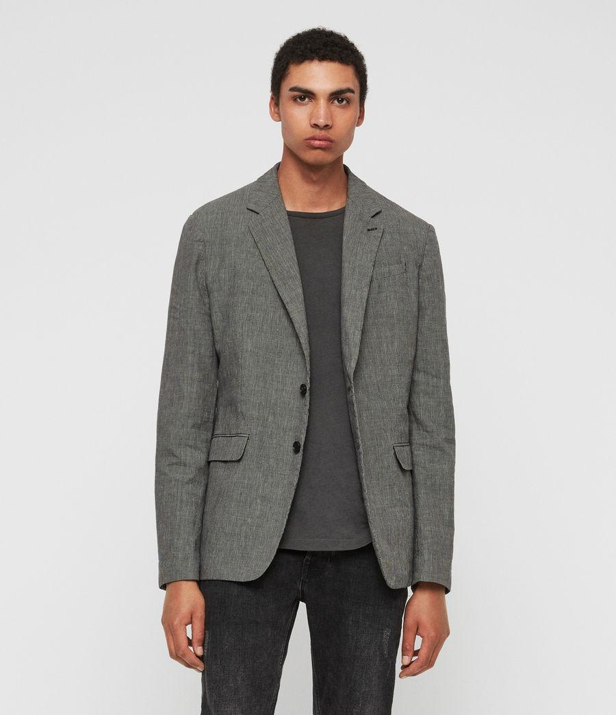 Men's Chiltern Blazer (grey) - Image 2