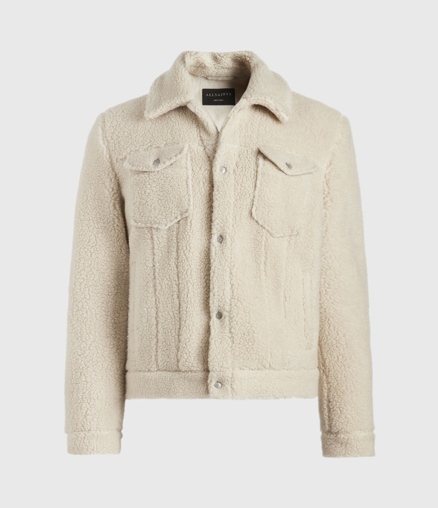 Men's Bevin Jacket (stone_white) - Image 2