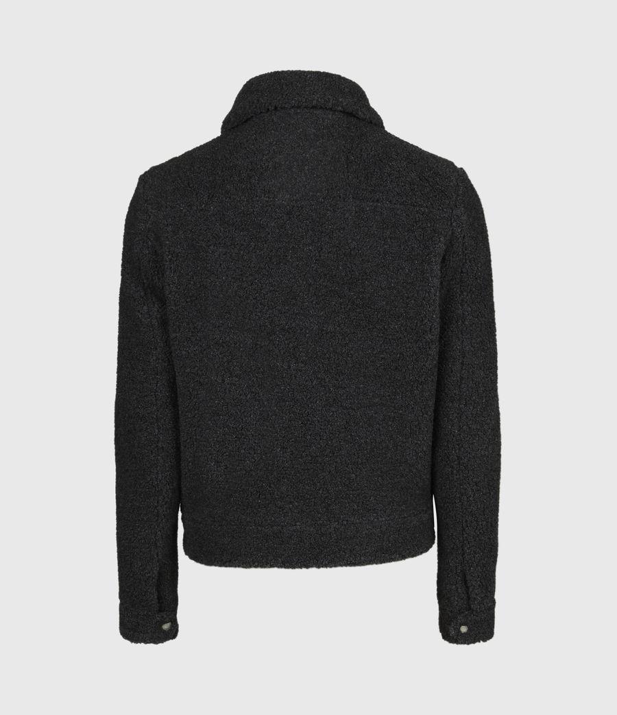 Men's Bevin Sherpa Jacket (soot_black_marl) - Image 3