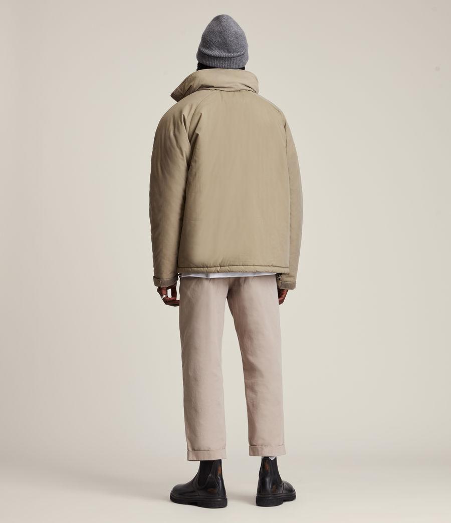 Mens Viot Puffer Jacket (sage_green) - Image 6