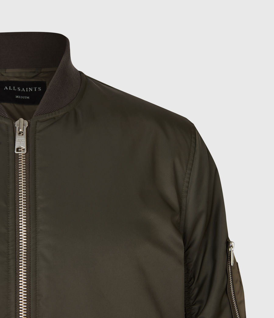 Mens Regulus Bomber Jacket (khaki_green) - Image 5