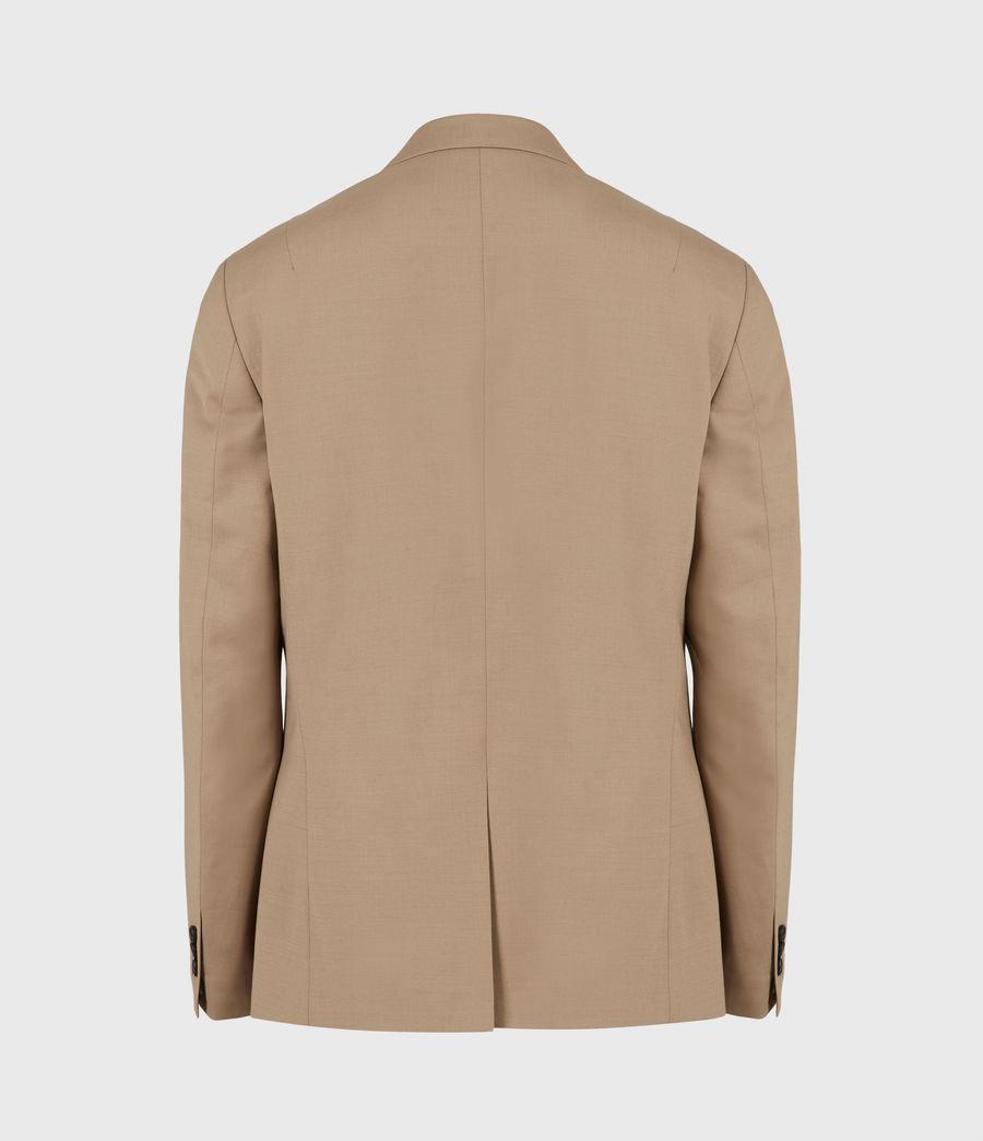 Herren Cleaver Wool Blend Blazer (caenstone_brown) - Image 3