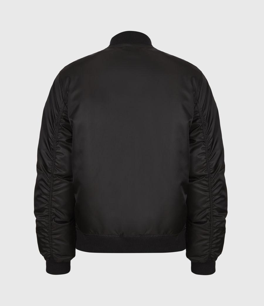 Men's Axel Bomber Jacket (black) - Image 3