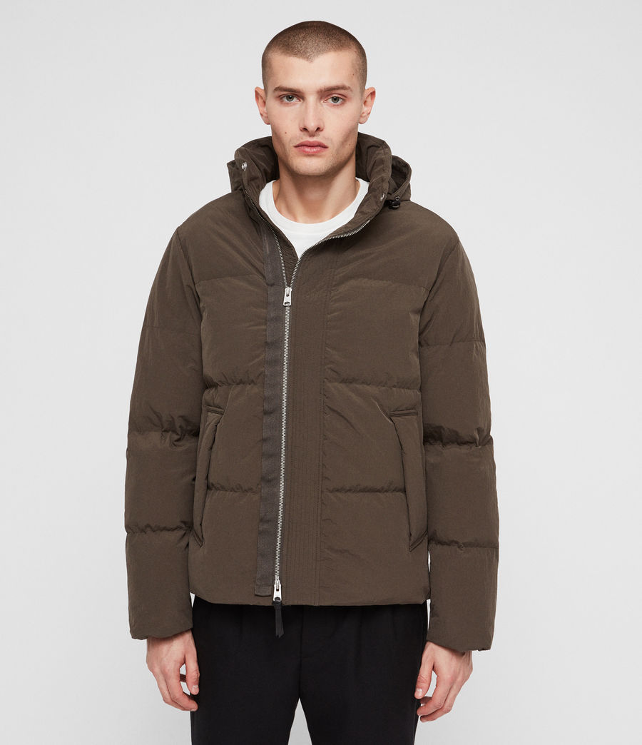 Mens Valdek Jacket (graphite_grey) - Image 5