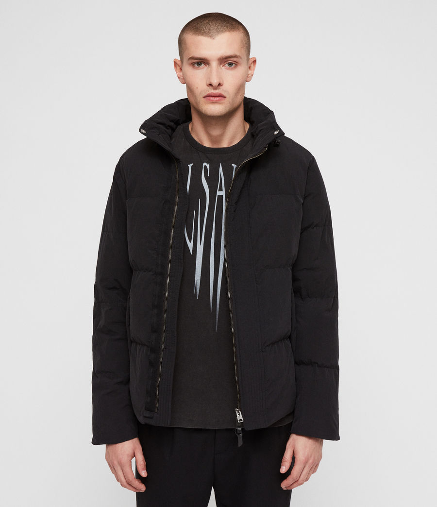 Mens Valdek Jacket (black) - Image 1
