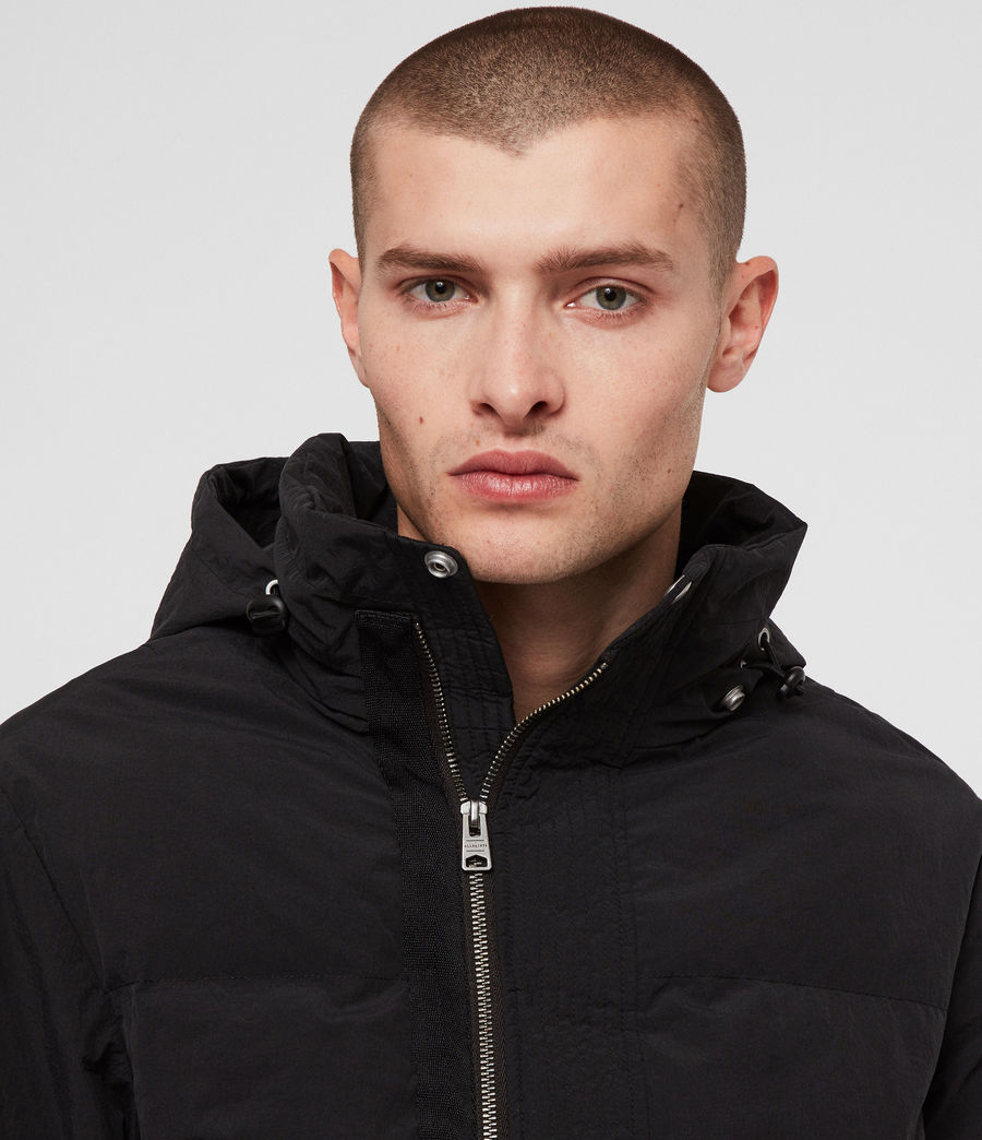 Mens Valdek Jacket (black) - Image 2