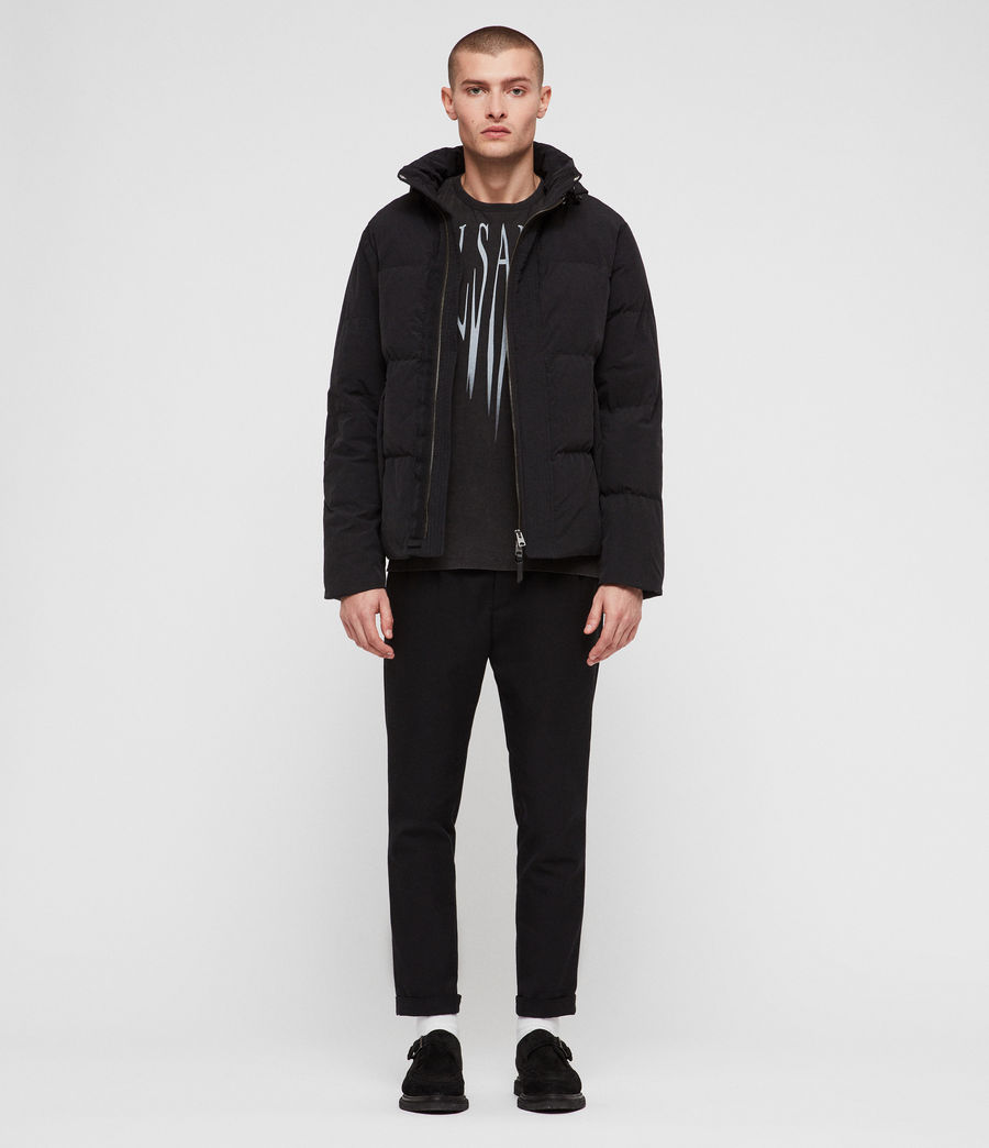 Mens Valdek Jacket (black) - Image 3