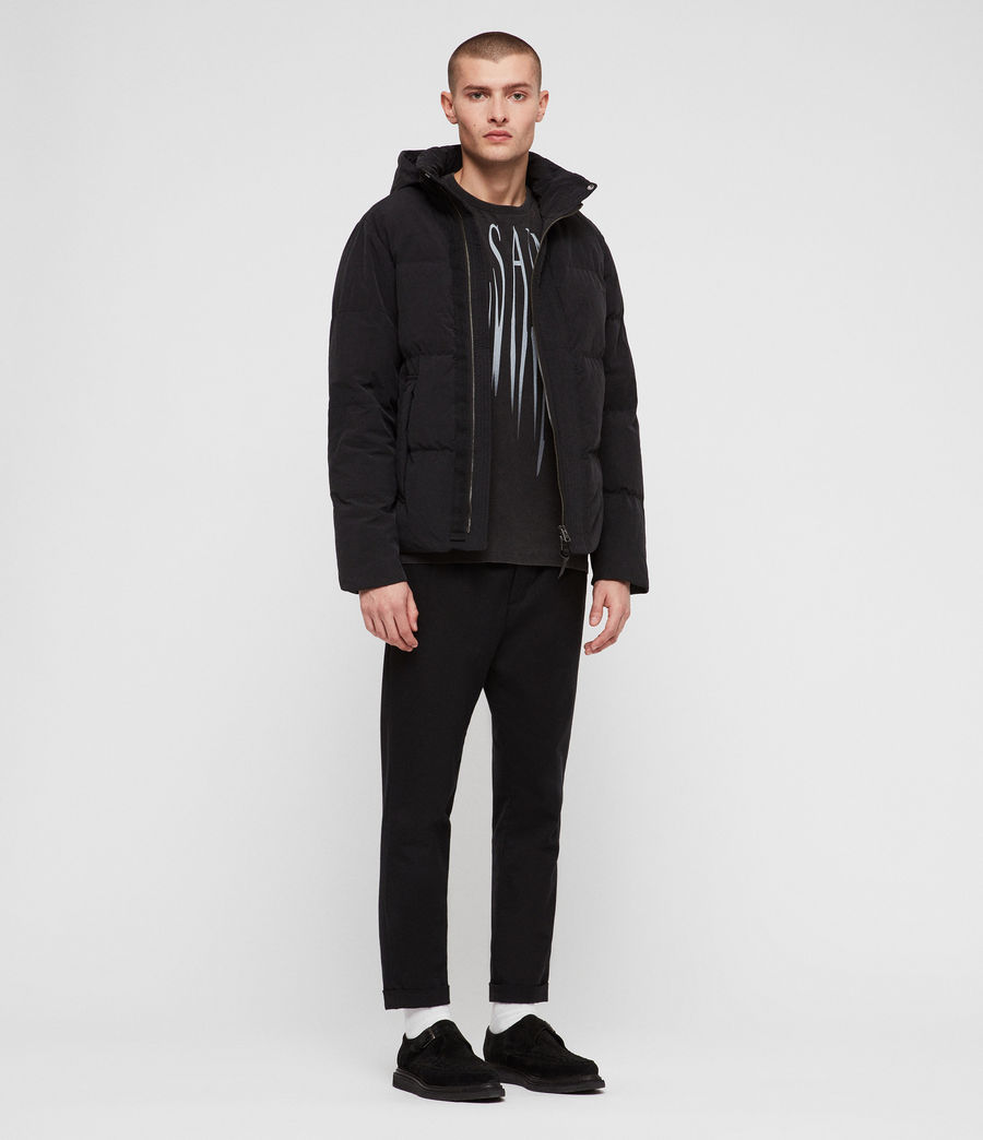 Mens Valdek Jacket (black) - Image 4