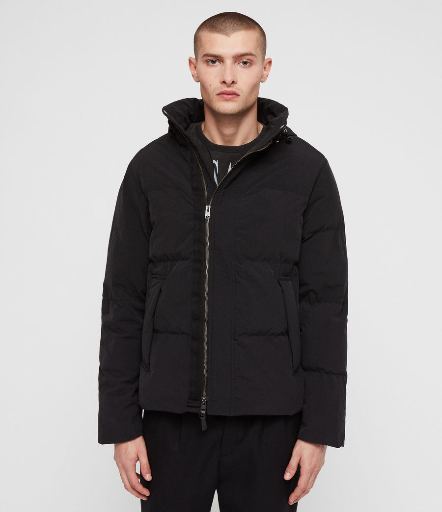 Mens Valdek Jacket (black) - Image 5