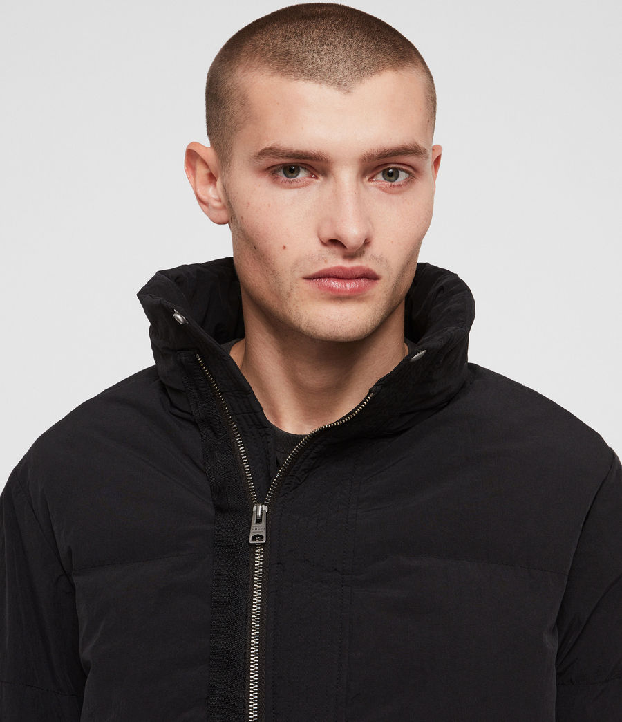 Mens Valdek Jacket (black) - Image 7