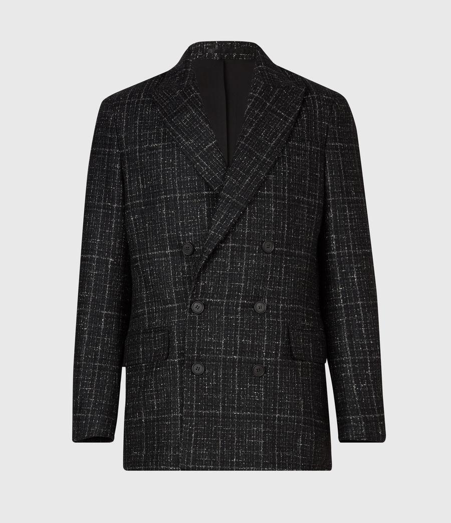 Men's Mercer Blazer (black) - Image 2
