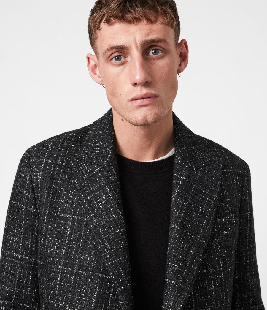 Men's Mercer Blazer (black) - Image 4