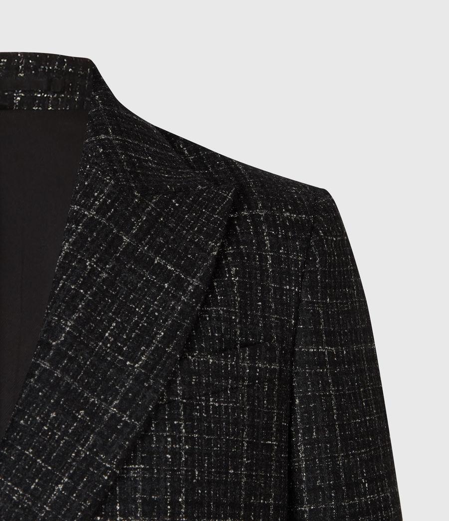 Mens Mercer Blazer (black) - Image 5