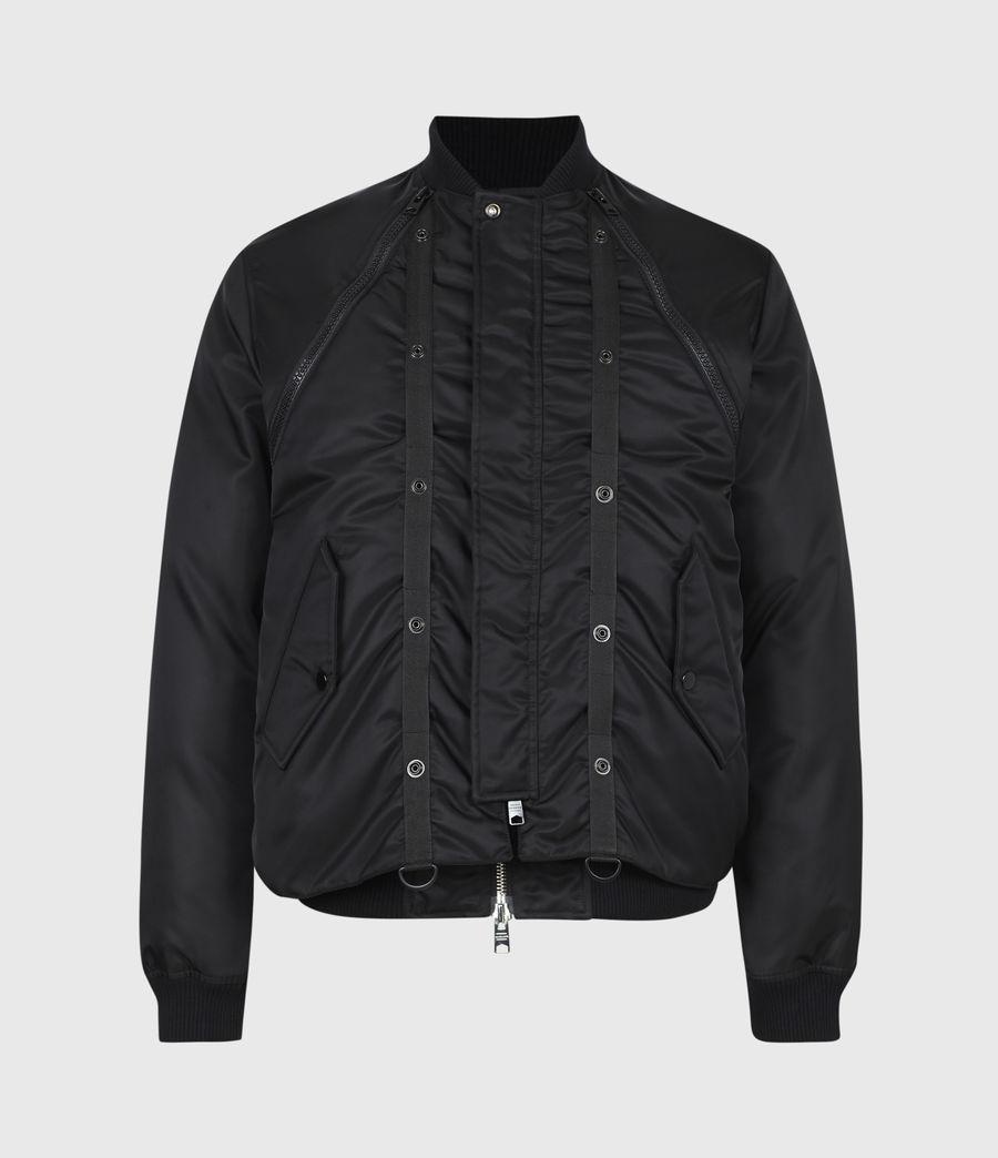 Mens Rada Bomber Jacket (black) - Image 2