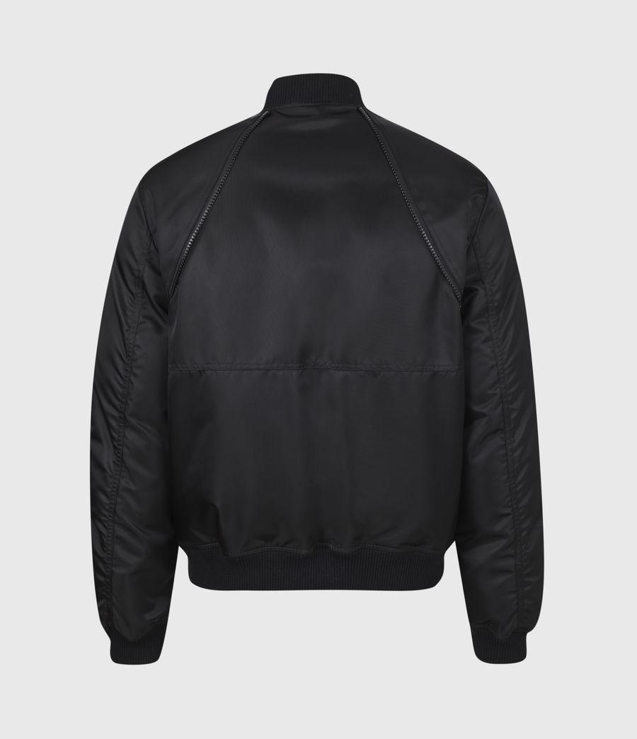 Mens Rada Bomber Jacket (black) - Image 3