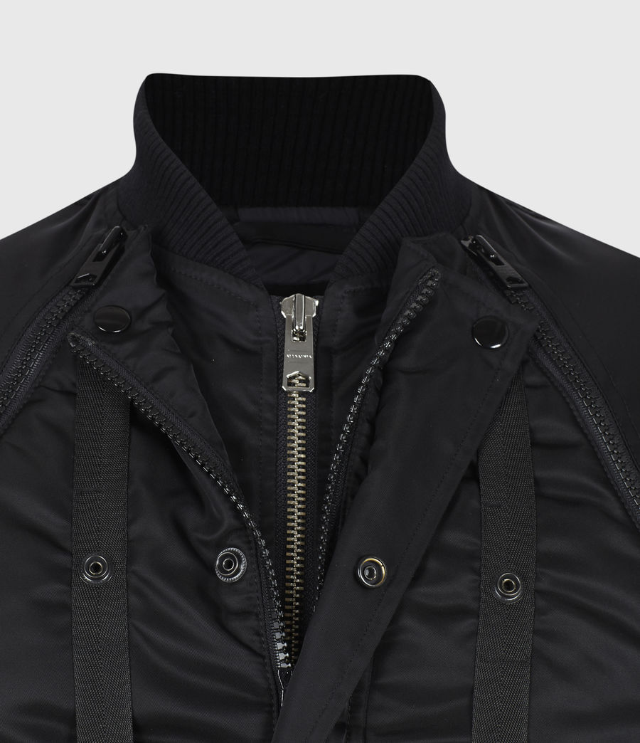 Mens Rada Bomber Jacket (black) - Image 6