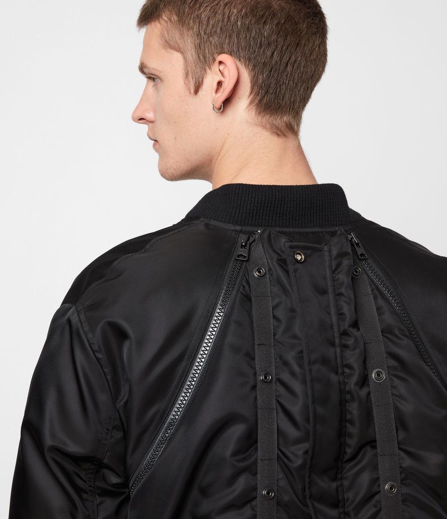 Mens Rada Bomber Jacket (black) - Image 8