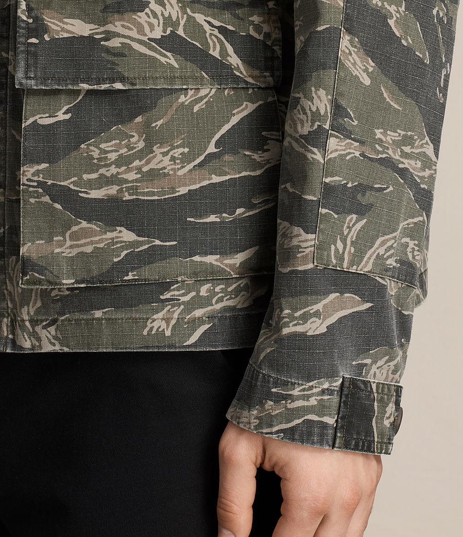 Men's Rosko Jacket (khaki_brown) - Image 3