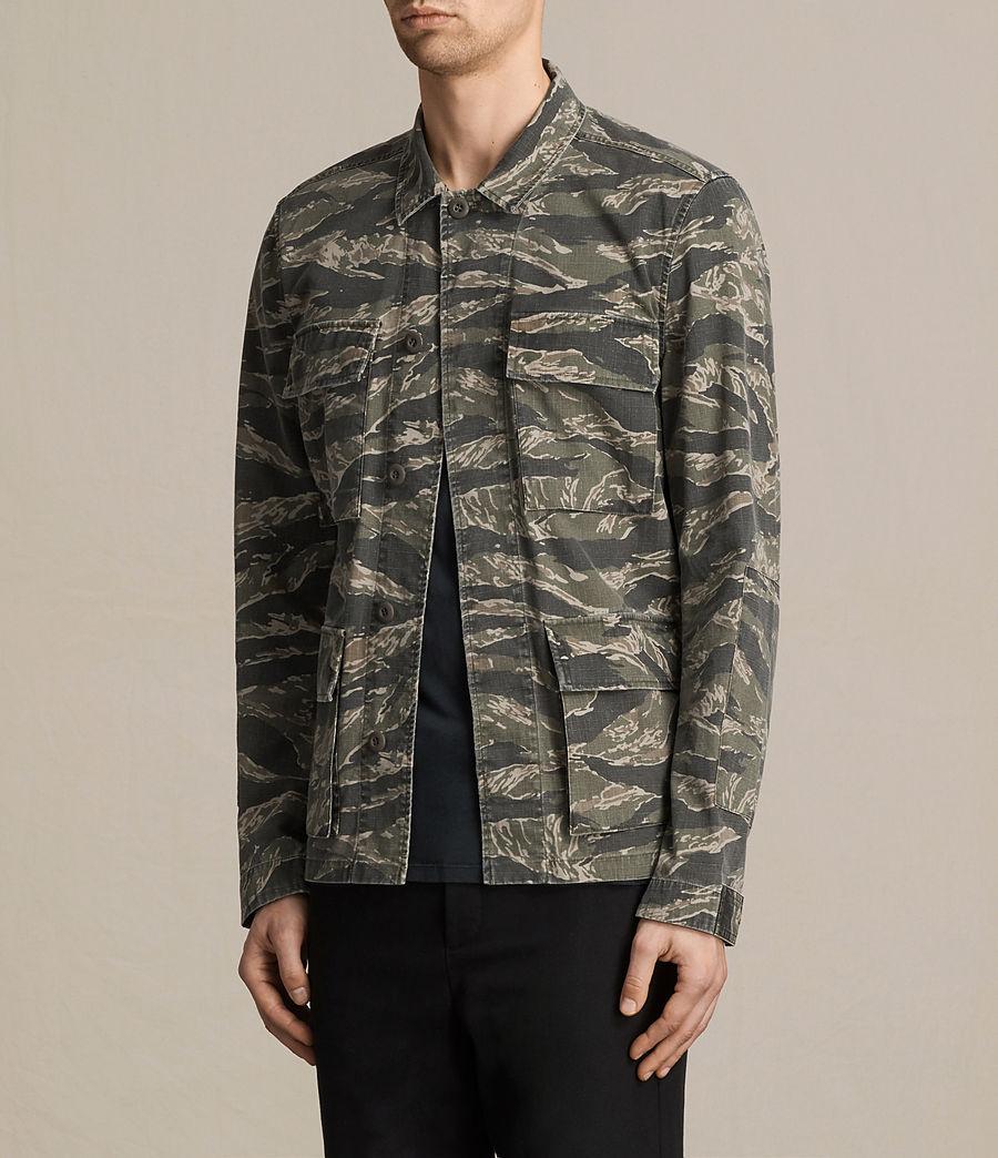 Men's Rosko Jacket (khaki_brown) - Image 4