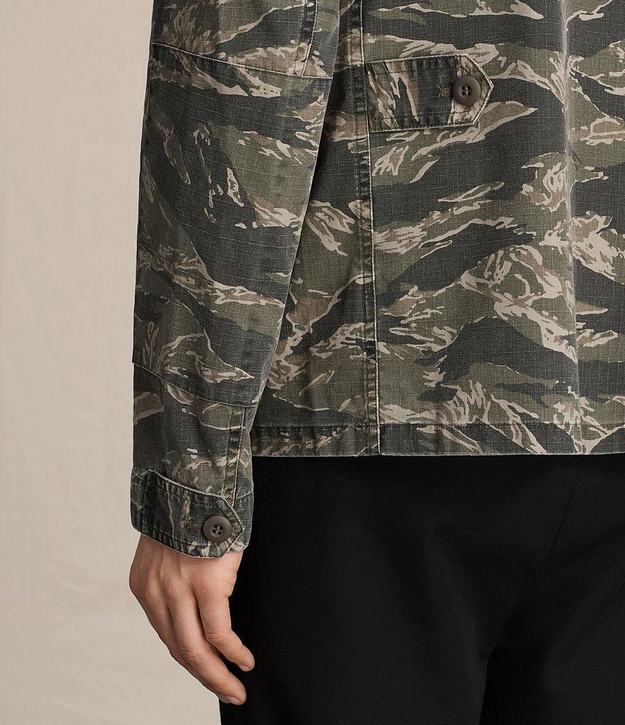 Men's Rosko Jacket (khaki_brown) - Image 5