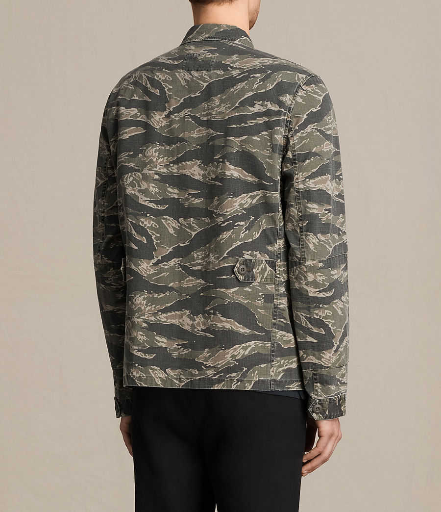 Men's Rosko Jacket (khaki_brown) - Image 6