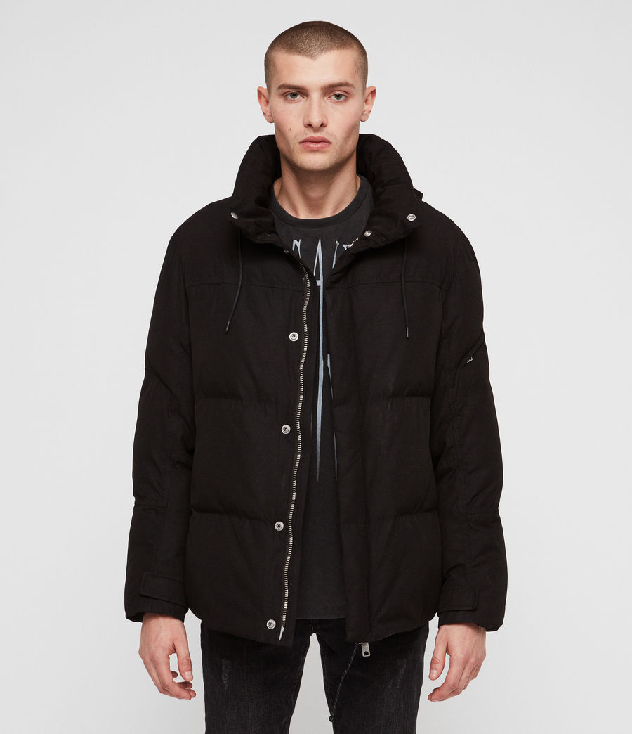 Mens Saldi Jacket (black) - Image 1