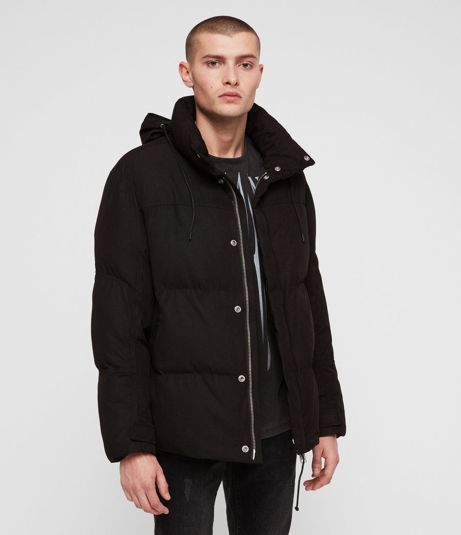 Mens Saldi Jacket (black) - Image 4
