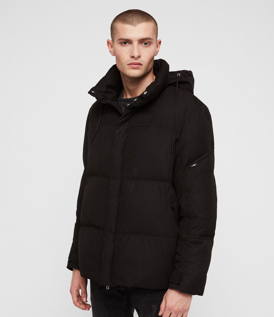 Mens Saldi Jacket (black) - Image 5