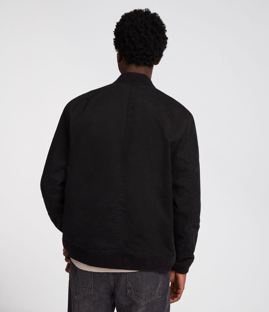 Uomo Gonze Bomber Jacket (black) - Image 4