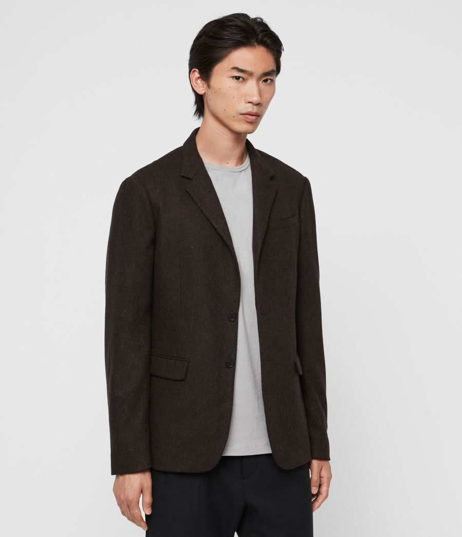 Men's Arbatus Blazer (brown) - Image 3