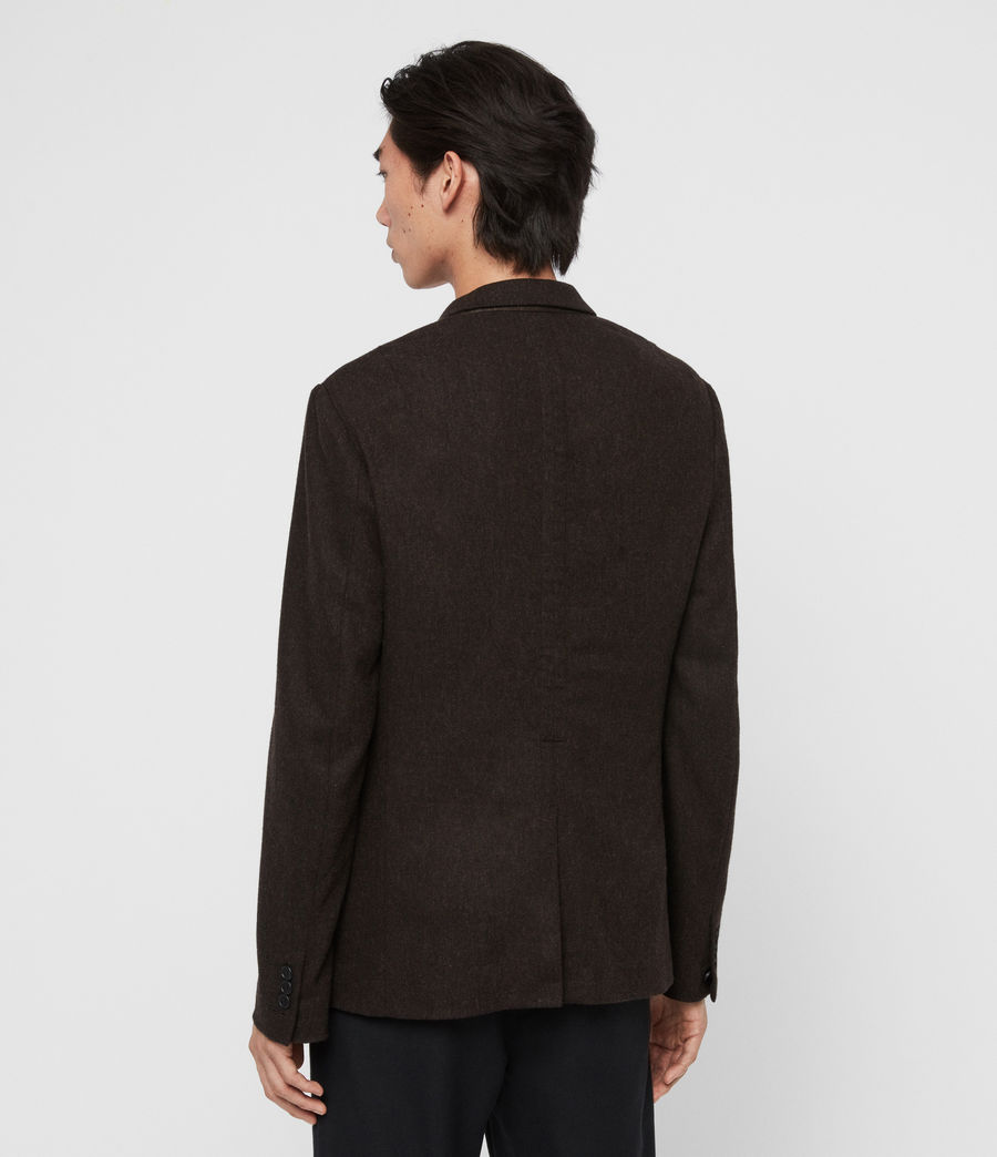 Men's Arbatus Blazer (brown) - Image 7