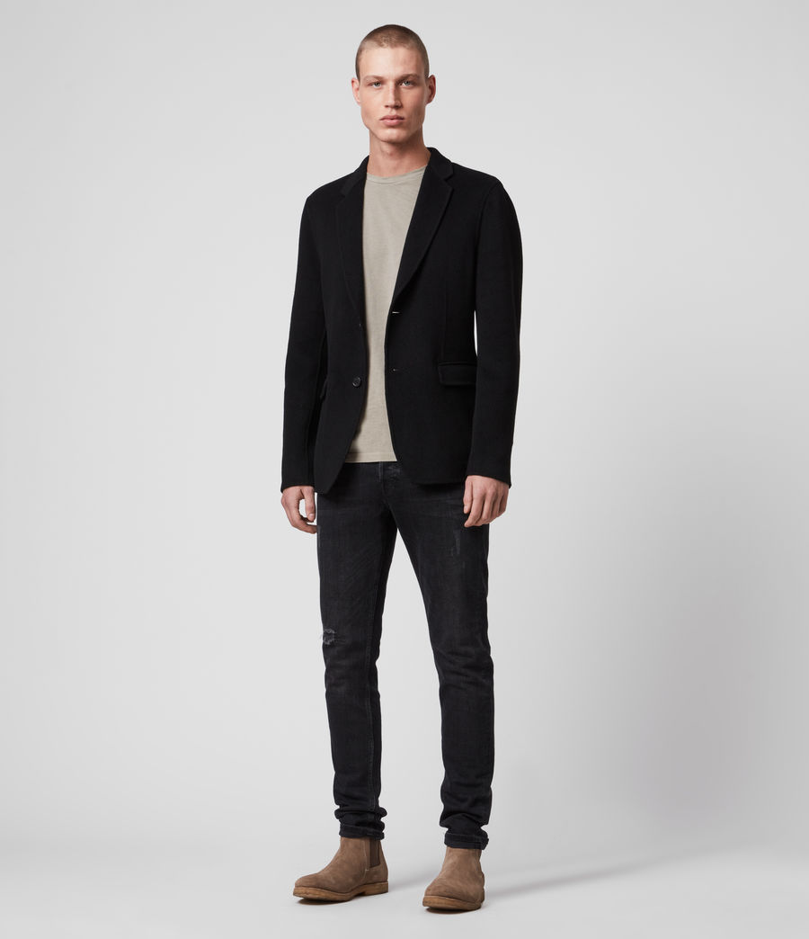 Men's Hanson Blazer (black) - Image 3