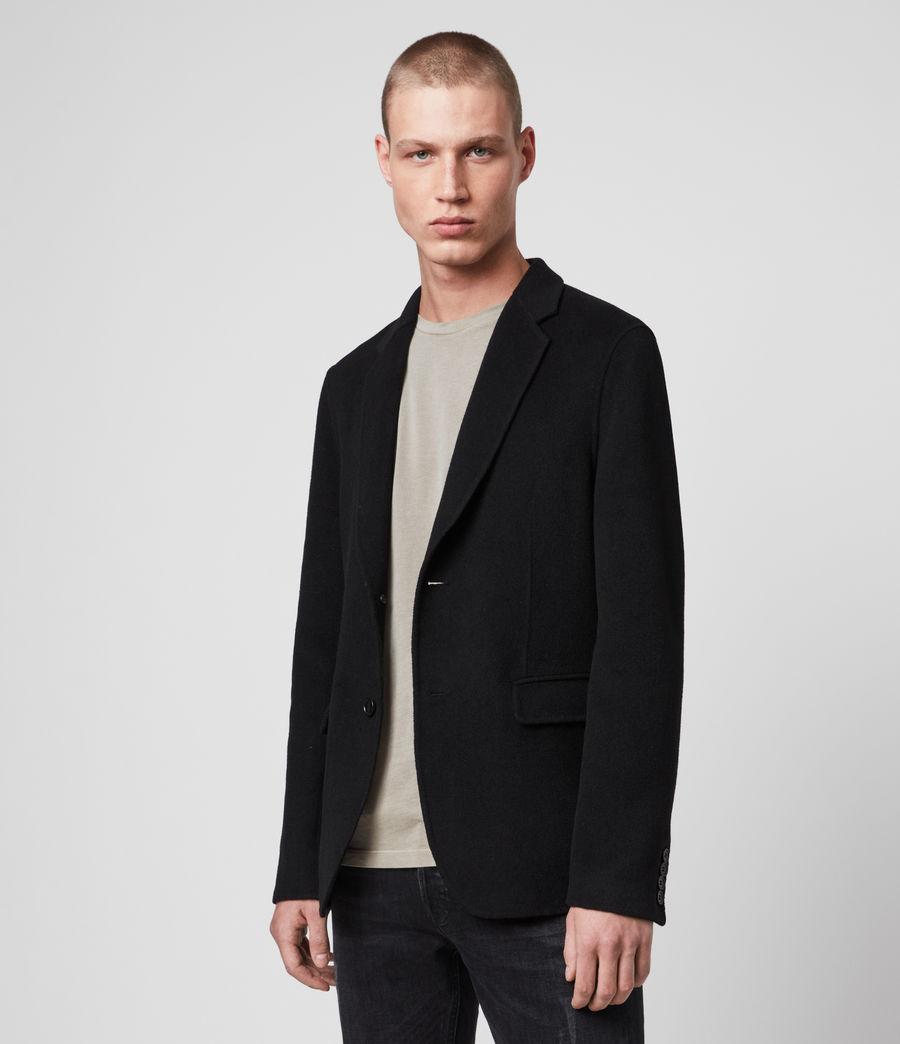 Men's Hanson Blazer (black) - Image 4