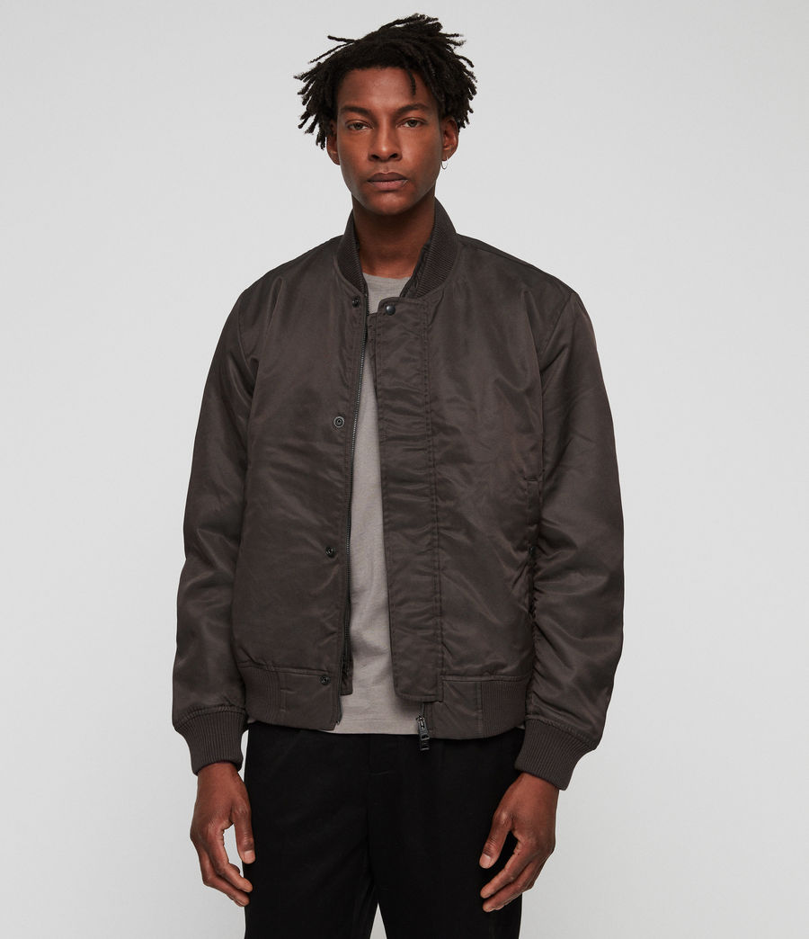 Men's Emmis Bomber Jacket (graphite_grey) - Image 1