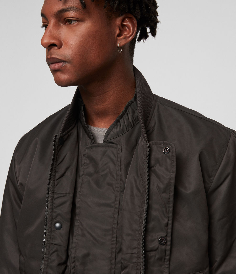 Men's Emmis Bomber Jacket (graphite_grey) - Image 2