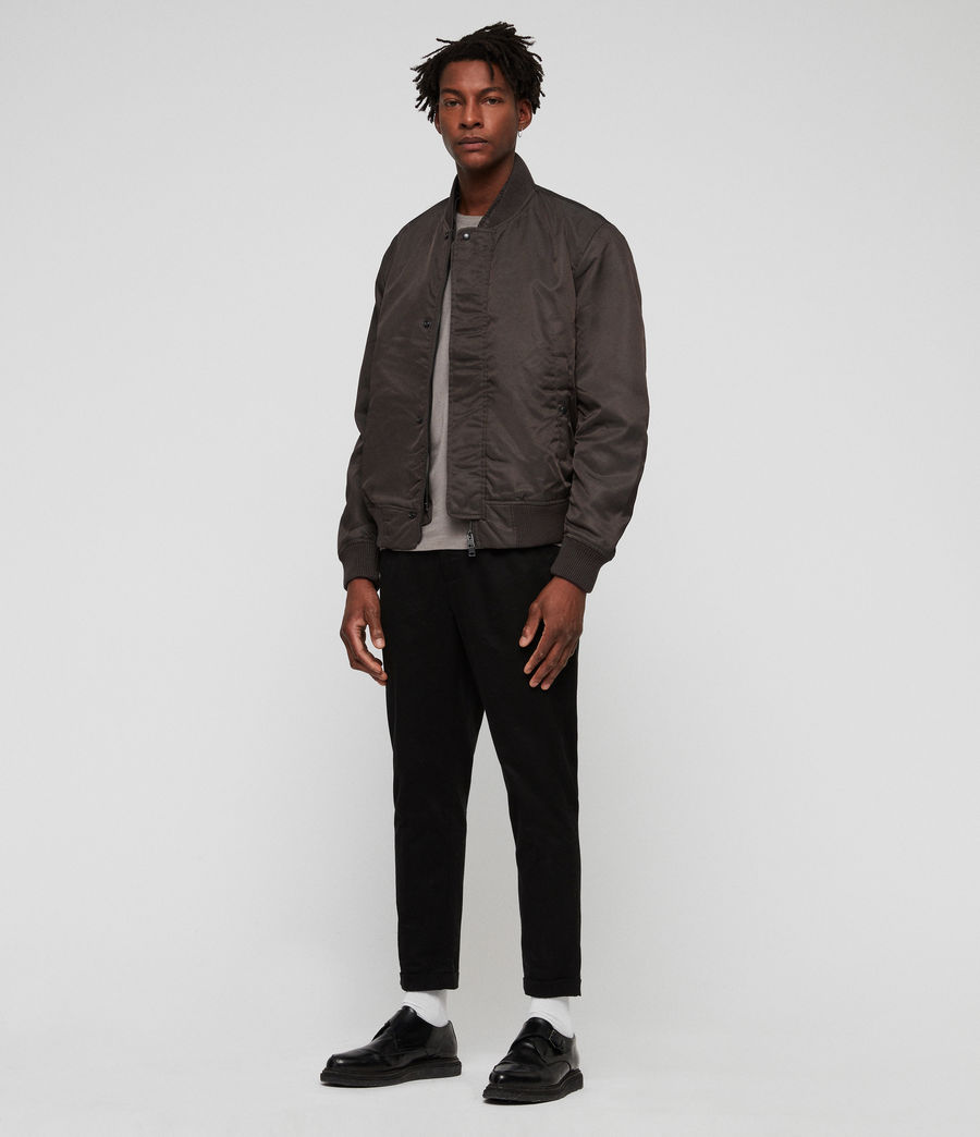 Men's Emmis Bomber Jacket (graphite_grey) - Image 3