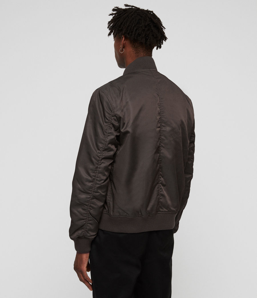 Men's Emmis Bomber Jacket (graphite_grey) - Image 6
