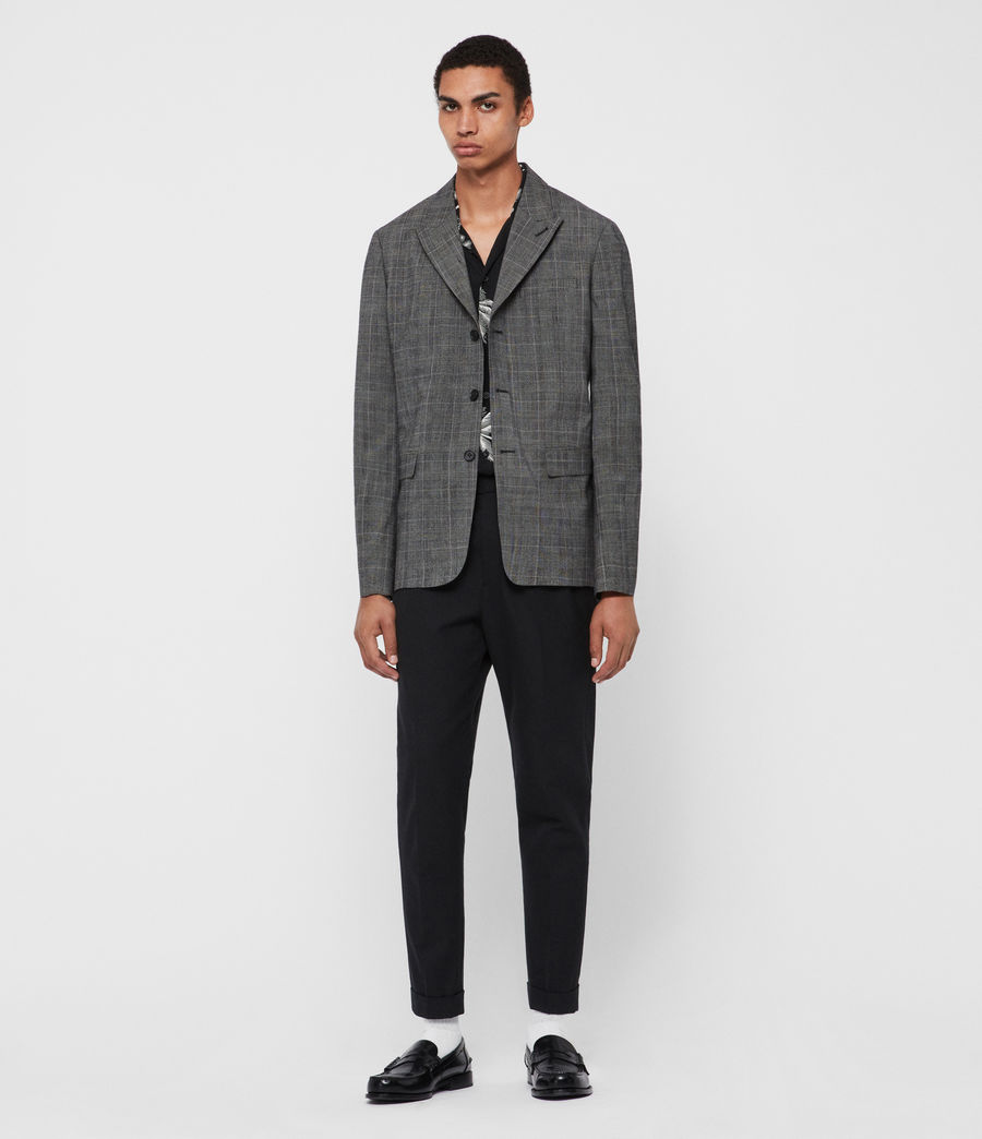 Men's Bulmer Blazer (grey) - Image 3