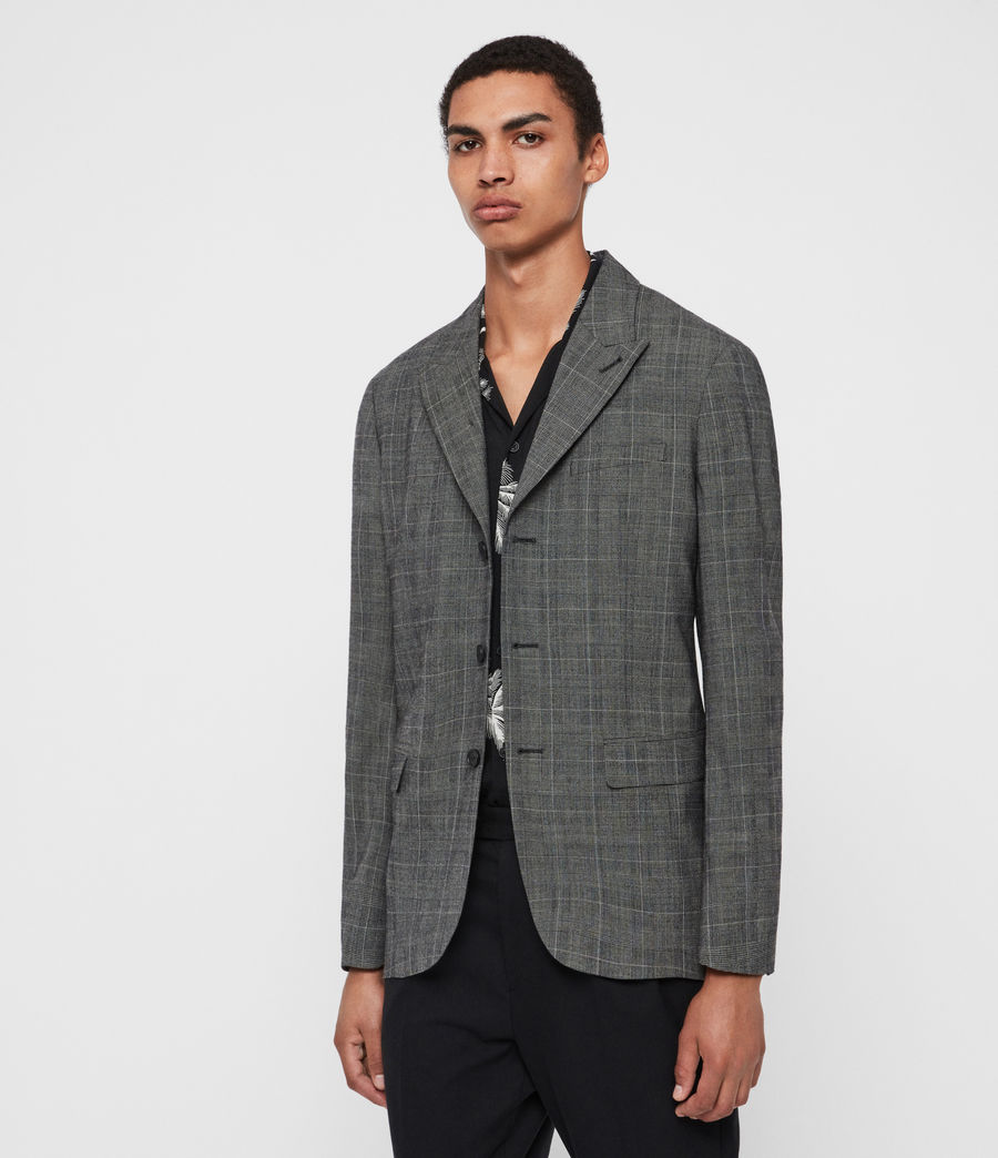 Men's Bulmer Blazer (grey) - Image 6