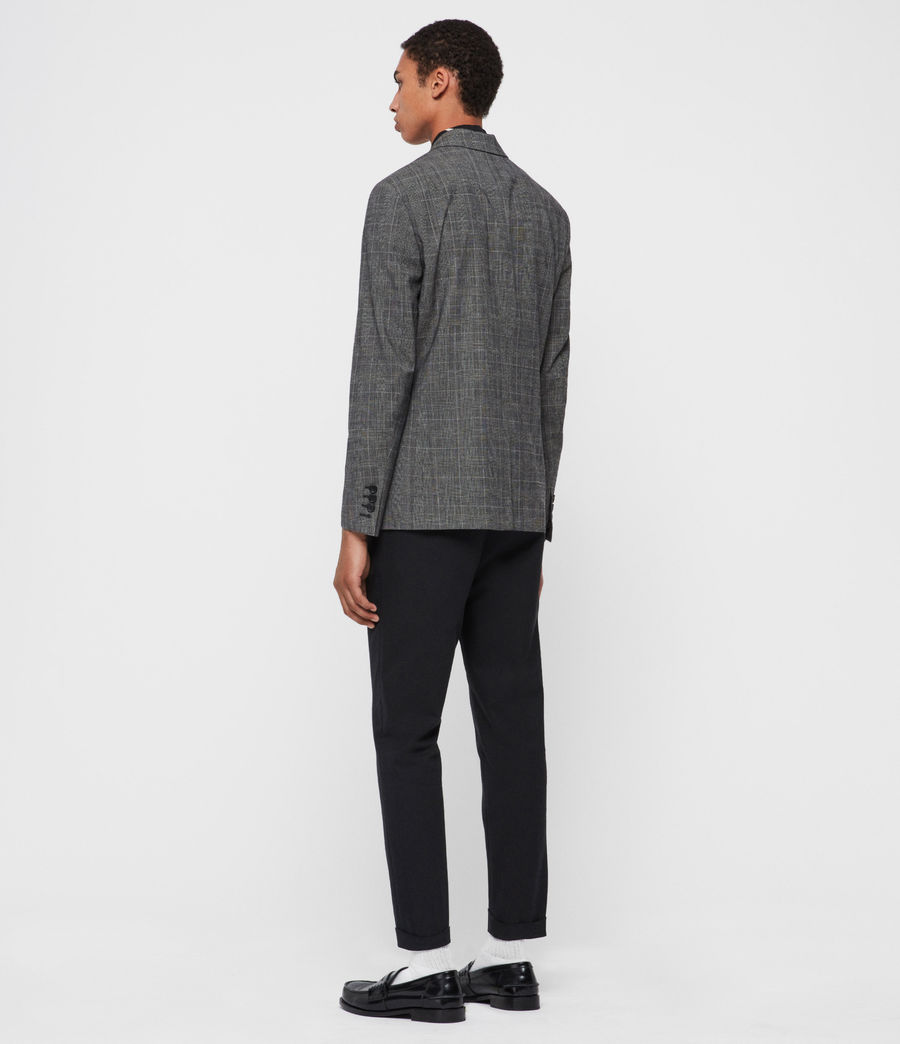 Mens Bulmer Blazer (grey) - Image 7