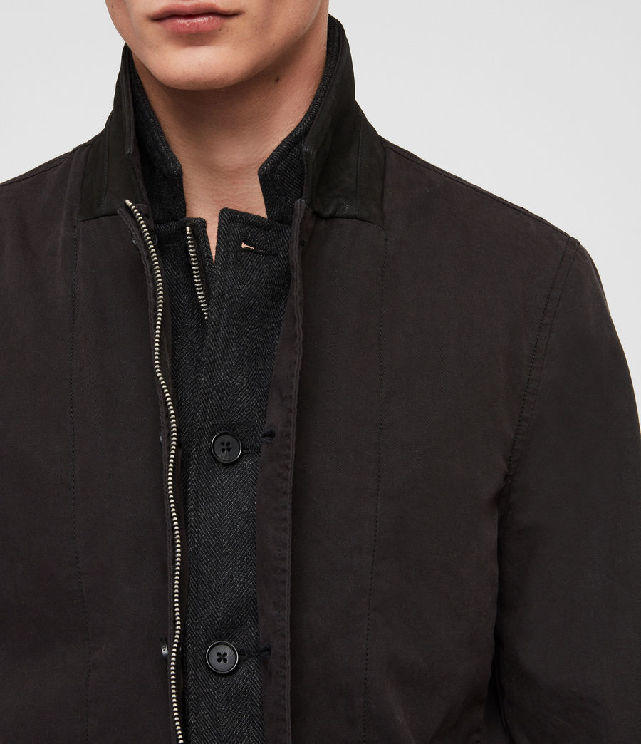 Men's Eston Blazer (black) - Image 2
