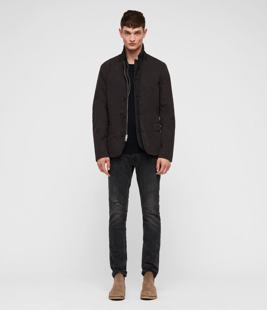 Men's Eston Blazer (black) - Image 3