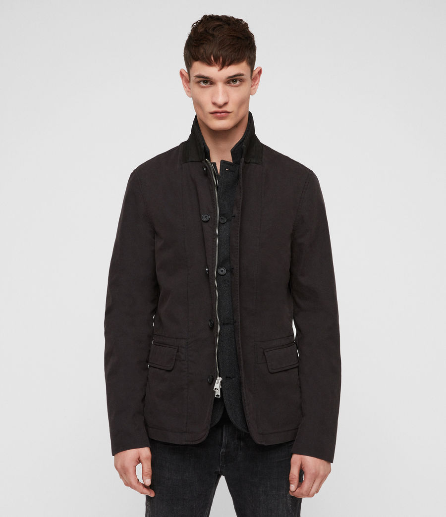 Men's Eston Blazer (black) - Image 5