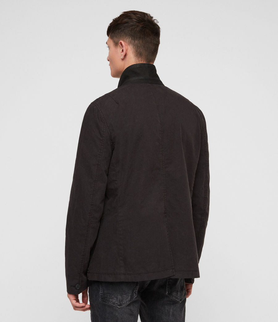 Men's Eston Blazer (black) - Image 6